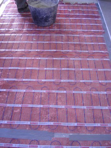 floor heating 13