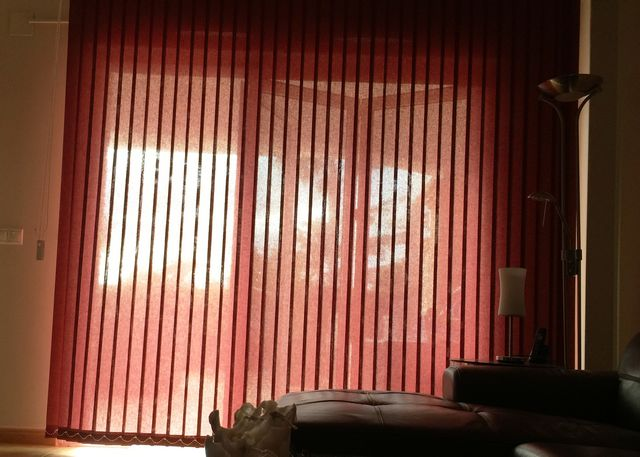 vertical blinds 6