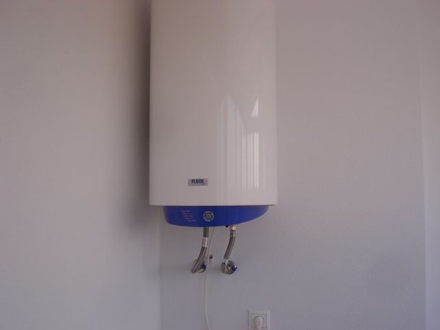 water heaters 14